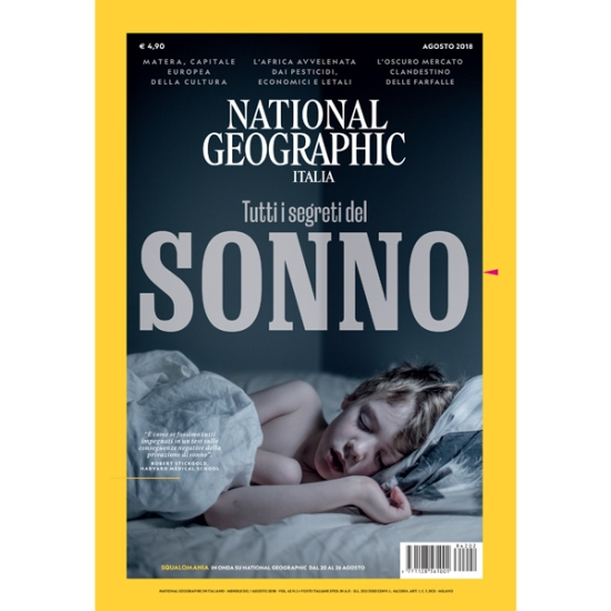 National Geographic Sonno